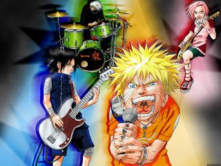 Yume no Sekai: OST Naruto dan Naruto Shippuuden