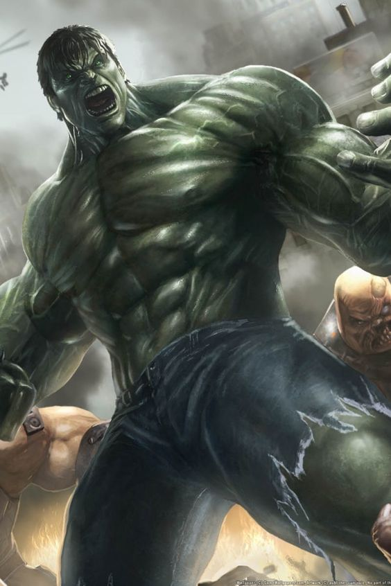 Hulk, Wallpapers and iPhone on Pinterest