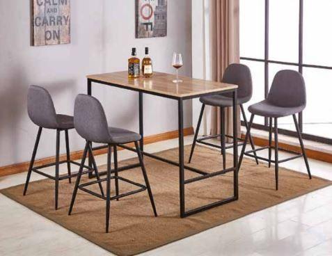 Epingle Par Ivana Sur Design Home En 2020 Style Industriel Meuble House Table Bar