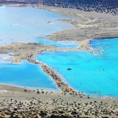 Balos lagoon, #Kissamos, Chania, Crete, Greece  Everyone ...