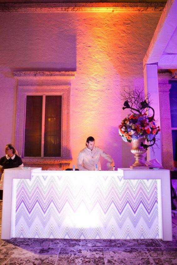 Miami Wedding At Vizcaya Museum Amp Gardens By Kt Merry Dj