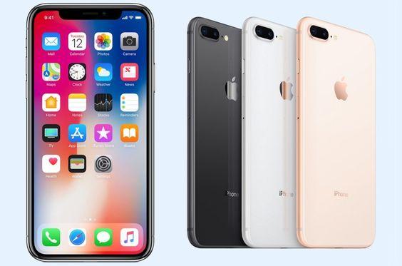 iPhone X, iPhone 8 ve iPhone 8 Plus Satış Fiyatı