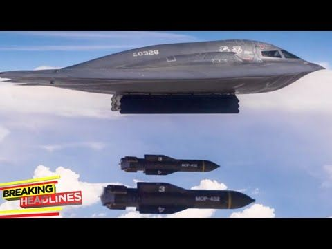 Why America S Enemies Fear The B 2 Stealth Bomber B2 Stealthbomber Aircraft Youtube In 2020 Stealth Bomber Stealth Enemy