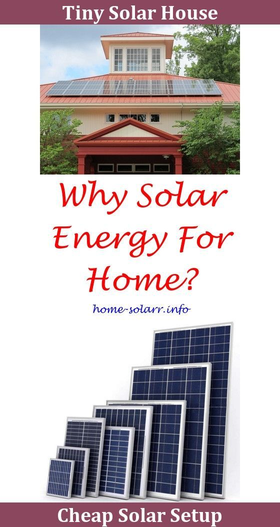Solar Home Improvements And Tax Deductions Solar Energy For Home Solar Panels Solar Power House