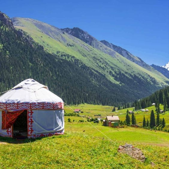 Find best tours to Kyrgyzstan in Central Asia with Samarkand Tours Operator. #Kyrgyzstan tour #Kyrgyzstan tour package