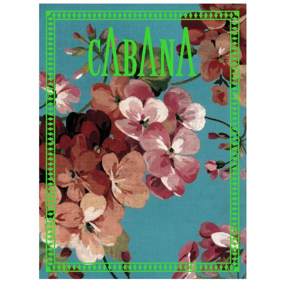 special collectors edition cabana issue five in collaboration with gucci cabanas gucci and book