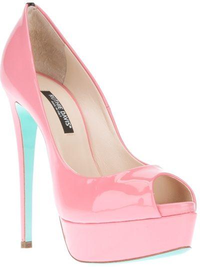 Pink heels ,pumps