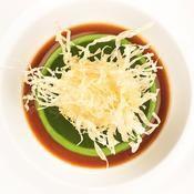 Œuf de ferme en colère, crémeuse de blette par Nicolas Masse - une recette Œuf - Cuisine