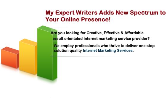 Custom article writing services