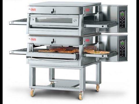 Horno De Cinta Henergo 75 Oem Para Pizzerias Youtube Kitchen Equipment Commercial Kitchen Commercial Kitchen Equipment
