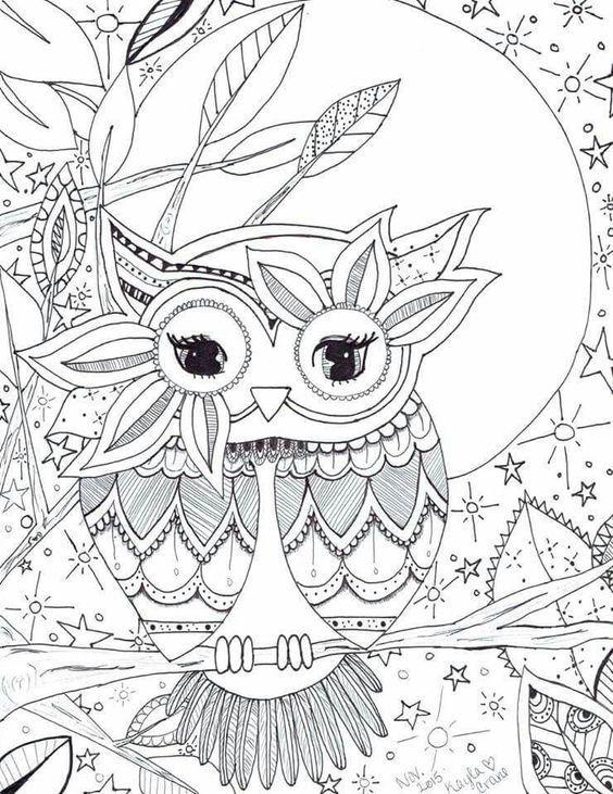 Eulen40395823049582304582345 Eulen Owl Animal Malvorlagen Ausmalbilder Coloring Eulenzeichnungen Mandala Ausmalen Ausmalbilder Eulen
