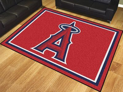 MLB - Los Angeles Angels 8'x10' Rug
