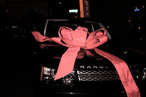 This would be the perfect surprise present.