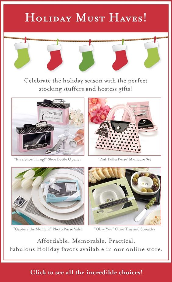 Holiday must haves!   www.bride2be.theaspenshops.com