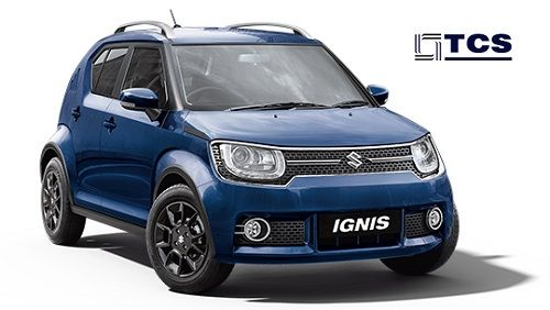 If You Are Planning To Buy A Brand New Ignis Car Then Visit Tcs