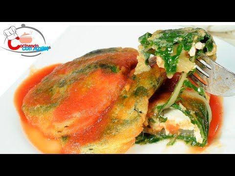 Lomo Relleno En Chile Ancho Delicioso Recetas De Navidad Youtube Tortillas De Acelga Comidas Sin Carne Recetas De Comida Fáciles