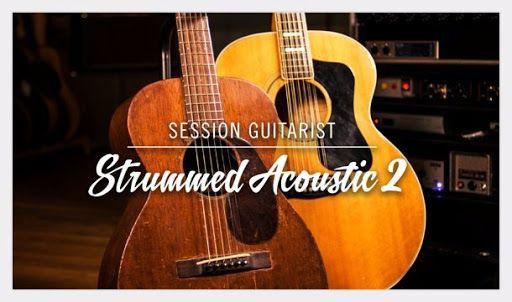 Native Instruments Session Guitarist Strummed Acoustic 2 Kontakt 8 94 Gb