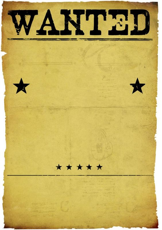 wanted poster template WANTED - Template by Maxemilliam shrek - most wanted poster templates