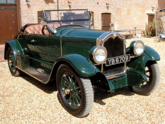 1926 McLaughlin-Buick Standard Six Model 26-24 Roadster