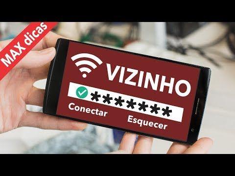 Como Descobrir A Senha Do Wifi Ja Conectado Youtube Senha