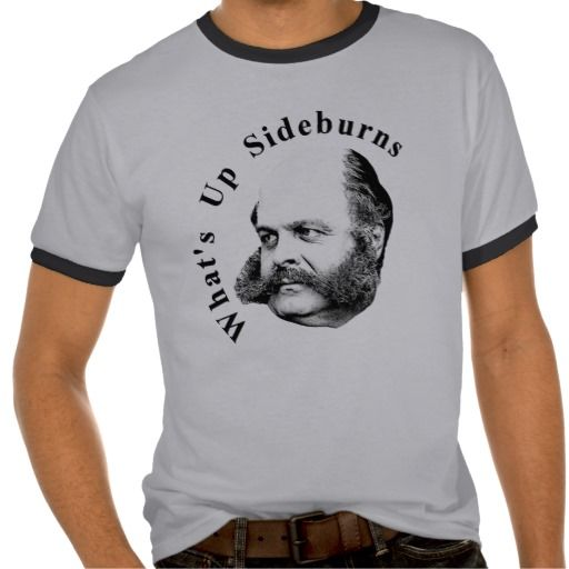 >>>Hello          	Ambrose Burnside Tee Shirt           	Ambrose Burnside Tee Shirt We provide you all shopping site and all informations in our go to store link. You will see low prices onHow to          	Ambrose Burnside Tee Shirt please follow the link to see fully reviews...Cleck Hot Deals >>> http://www.zazzle.com/ambrose_burnside_tee_shirt-235077001896457341?rf=238627982471231924&zbar=1&tc=terrest