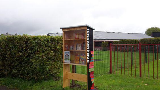 Boîte à livres Beaufays 2