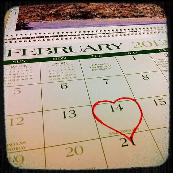 VALENTINE'S-Multiple activities from different websites