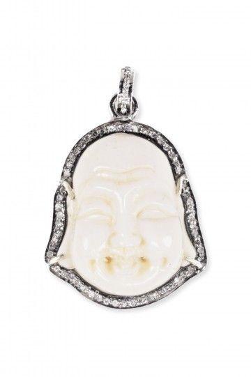 The woods ivory buddha pendant the woods fine jewelry pinterest the woods ivory buddha pendant mozeypictures Choice Image