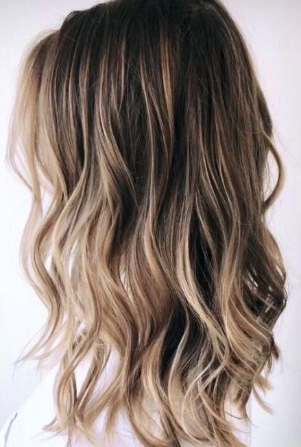 Wedding Hairstyles Medium Length Hair Beach Waves 67 Ideas For 2019 Beach Wave Hair Curled Hairstyles For Medium Hair Medium Hair Color