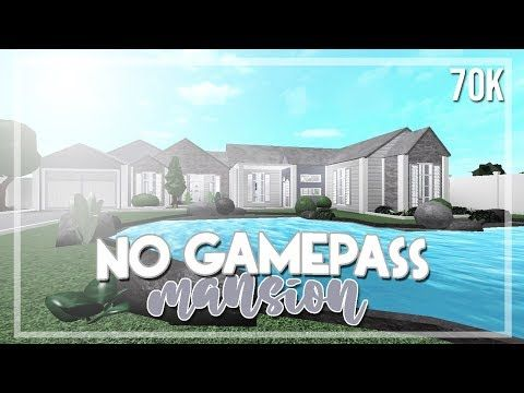 Pin by 🍁~Avery Cantrell~🍁 on Roblox Cute house Mansions Roblox