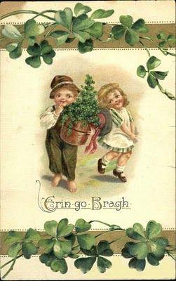 Erin Go Braugh St. Patrick's Day