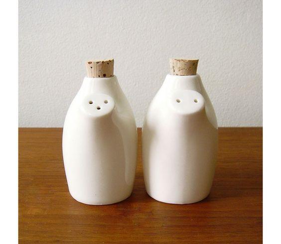 Salt & Pepper by Michiko Shimada