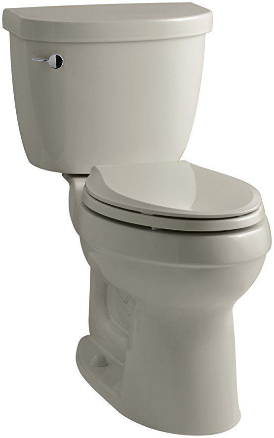 Kohler K 3589 G9 Cimarron Comfort Height Elongated 1 6 Gpf Toilet