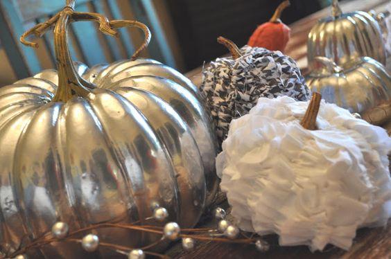 pumpkins, pumpkins, & more pumpkins: