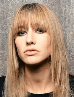 Love the hair and make up! Johanna Wokalek as Gudrun Ensslin