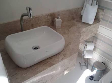 bancada de banheiro em granito bege bahia - Pesquisa Google
