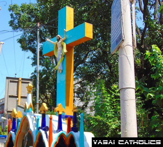 Milagres Cross, Vasai