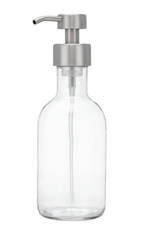 Farm House Foaming Glass Soap Dispenser Large Soap Dispenser