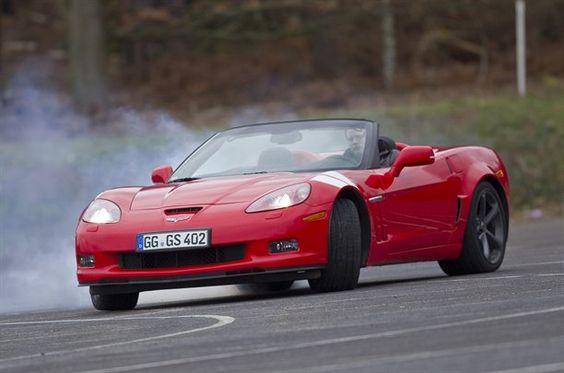 Corvette Grand Sport Convertible review by Autocar