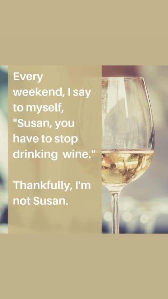 Thank God!!! I feel sorry for Susan !!