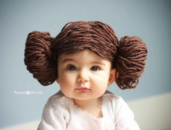 how to make princess leia hair with socks