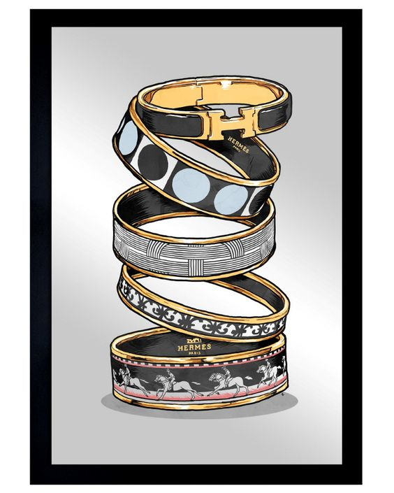 Arm Candy Noir by The Oliver Gal Artist Co. is on Rue. Shop it now.