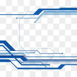 Frame Vector Science And Technology Line Blue Vector Line Vector Border Vec Graphic Design Background Templates Graphic Design Posters Industrial Design Sketch