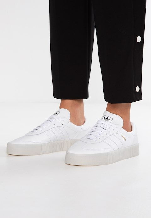 half price official store multiple colors SAMBAROSE - Baskets basses - footwear white @ ZALANDO.FR 🛒 en ...