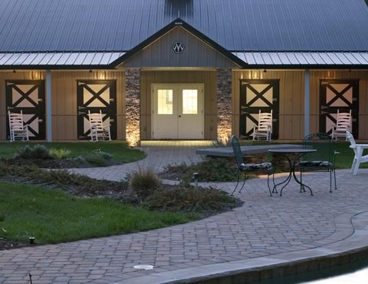 Dream Barn   Everything you need to plan and build the barn of your dreams