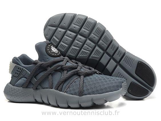 nike nfl gants date de sortie - 2015 Nike Air Huarache NM Gris fonc�� | Nike Huarache NM|www ...
