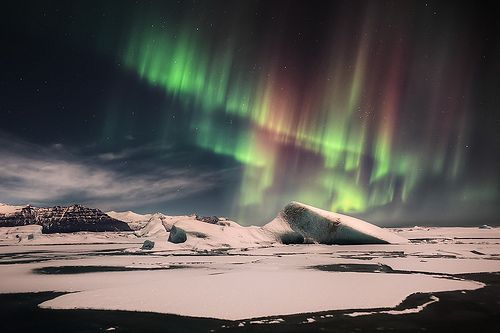 really, really want to visit the Aurora Borealis <3