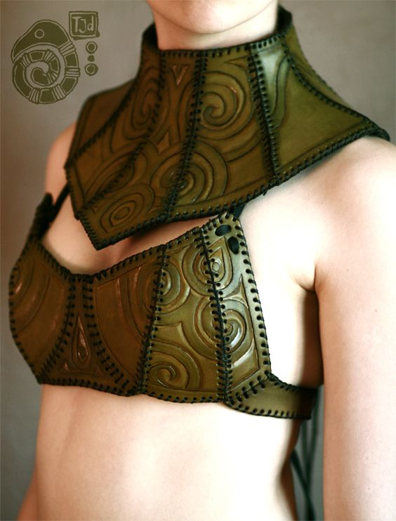 Interesting!  Definitely good for warmer months, but I'd have to tone up a bit before I was brave enough to wear it ;)