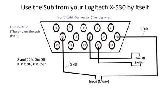 114fc490c0d4250cc1ab9e9b9cfb06b5 how to remove grill on logitech x 530 subwoofer excursion bass logitech x 530 wiring diagram at cos-gaming.co
