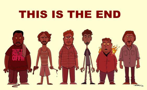 THIS IS THE END by SeizureDemon.deviantart.com on @DeviantArt